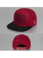CHABOS IIVII Snapback Cap CBC rosso