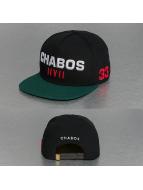 CHABOS IIVII snapback cap Ragazzi zwart