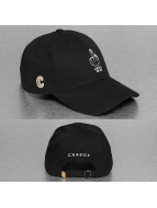CHABOS IIVII snapback cap Je Bem zwart