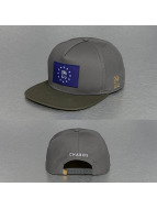CHABOS IIVII Snapback Caps Cheuro harmaa