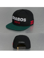 CHABOS IIVII Snapback Caps Ragazzi musta