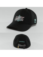 CHABOS IIVII Snapback Caps Pyramid musta