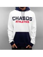 CHABOS IIVII Sweat capuche Athletics blanc