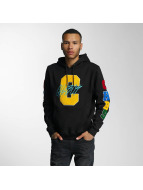 CHABOS IIVII Sweat capuche College noir
