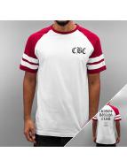 CHABOS IIVII T-paidat CBC valkoinen
