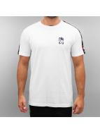 CHABOS IIVII T-Shirt Taped blanc