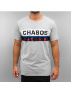 CHABOS IIVII t-shirt Racing grijs