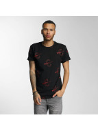 CHABOS IIVII T-Shirt Cheuro noir