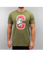 CHABOS IIVII t-shirt BABO olijfgroen