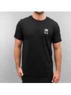 CHABOS IIVII T-Shirt Taped schwarz