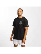 CHABOS IIVII T-Shirt Basic Palazzo schwarz