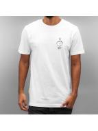 CHABOS IIVII T-Shirt Je Bem weiß