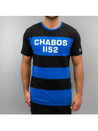 CHABOS IIVII t-shirt 1152 zwart