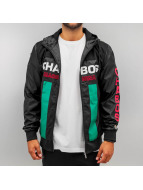 CHABOS IIVII Transitional Jackets Machina svart