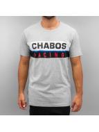 CHABOS IIVII Tričká Racing šedá