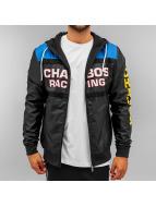 CHABOS IIVII Übergangsjacke Racing schwarz