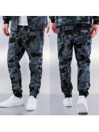 CHABOS IIVII Verryttelyhousut Militia Taped camouflage