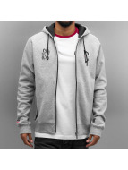 Zipper Hoodie Heather Gr...