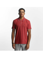 Champion Authentic Athletic Apparel Metropolitan Polo Shirt Red/Navy/White