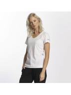 Champion Athletics T-Shirt Pipe blanc