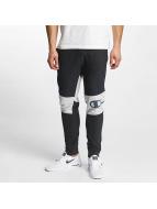 Champion Jogging kalhoty Rib Cuff Block modrý