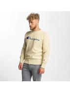 Champion Pullover Logo beige