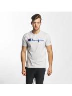 Champion T-Shirt Cotton Graphic gray