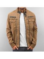 Cipo & Baxx Демисезонная куртка CBJ 96TM коричневый