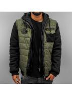 Cipo & Baxx Демисезонная куртка 1996 хаки
