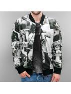 Cipo & Baxx Демисезонная куртка Bad Girls черный
