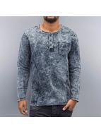 Cipo & Baxx Пуловер Karl серый