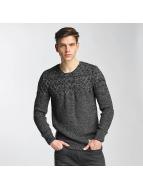 Cipo & Baxx Пуловер Adisa серый