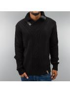 Cipo & Baxx Пуловер Madrid черный