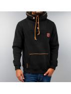 Cipo & Baxx Пуловер Double Collar черный