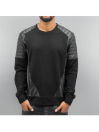 Cipo & Baxx Пуловер Sweatshirt черный