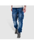 Cipo & Baxx Antifit jeans Jog blå