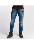 Cipo & Baxx dżinsy przylegające Jamie niebieski