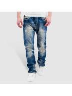 Cipo & Baxx Dżinsy straight fit Avenio niebieski