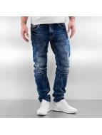 Cipo & Baxx Dżinsy straight fit Alton niebieski