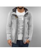 Cipo & Baxx Hoodies con zip Italy grigio