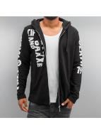 Cipo & Baxx Hoodies con zip Free And Wild nero