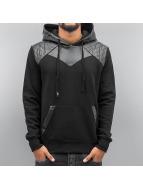 Cipo & Baxx Hoody Sweatshirt schwarz