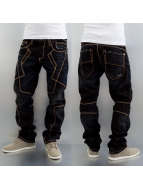 Cipo & Baxx Jeans Straight Fit Raze bleu