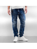 Cipo & Baxx Jeans Straight Fit Alton bleu