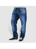 Cipo & Baxx Jeans straight fit Simba blu