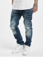 Cipo & Baxx Jeans straight fit Halti blu