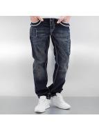 Cipo & Baxx Jeans straight fit Blackpool blu