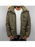 Cipo & Baxx Kış ceketleri Tory kaki