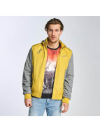 Cipo & Baxx Lightweight Jacket Continent yellow