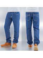 Cipo & Baxx Loose Fit Jeans Canvas blau